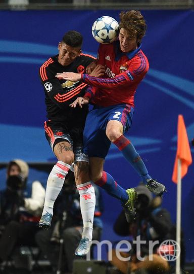 ЦСКА дважды проигрывал «МЮ» с минимальным счётом и два раза сыграл вничью. Фото Getty