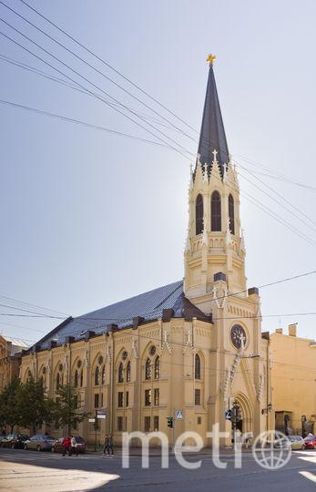 Приход церкви Святого Михаила в Петербурге отметит 285 лет. Фото Автор: Lion10 - commons.wikimedia.org/