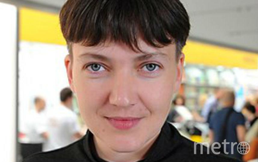 Надежда Савченко попала в ДТП на Украине. Фото Wikipedia