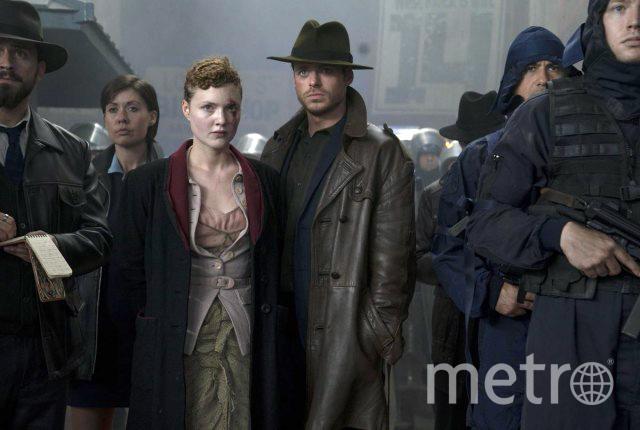 Кадр из сериала. Фото Скриншот с видео