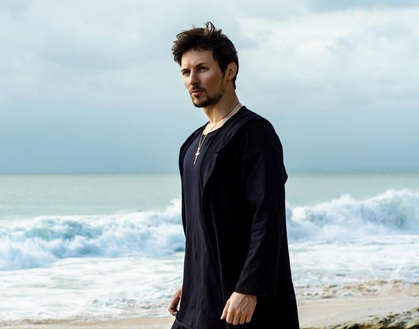 На Павла Дурова завели уголовное дело. Фото Скриншот Instagram.com/durov/