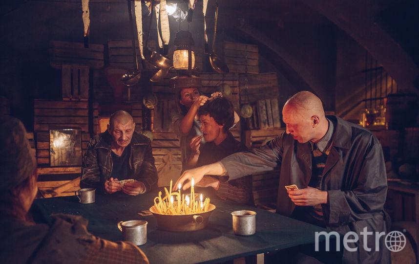 В Петербурге снимают наш ответ Гарри Поттеру.