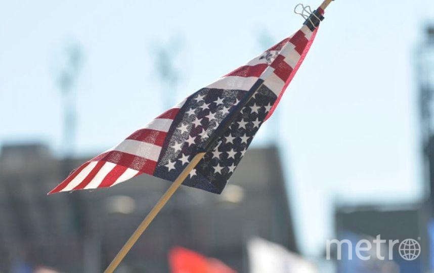 Флаг США. Фото Getty