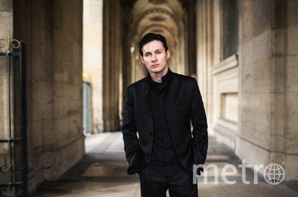 Павел Дуров. Фото vk.com