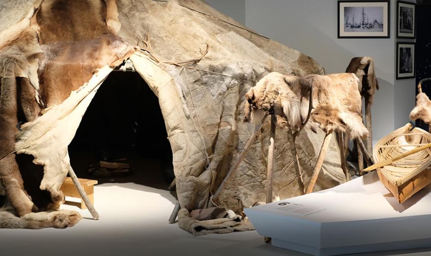 Экспонаты выставки. Фото mos.ru