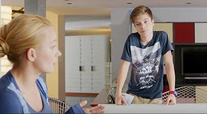 Егор Клинаев - кадр из фильма. Фото Скриншот YouTube