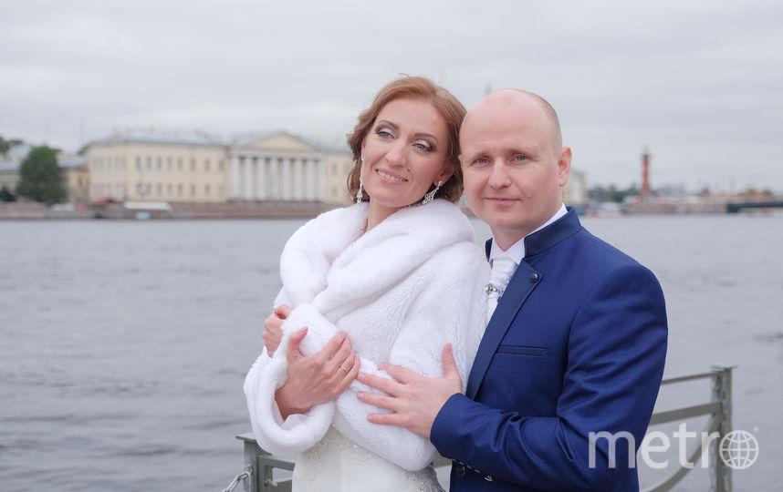 Газета Metro поженила своих читателей. Фото все - Алена Бобрович.