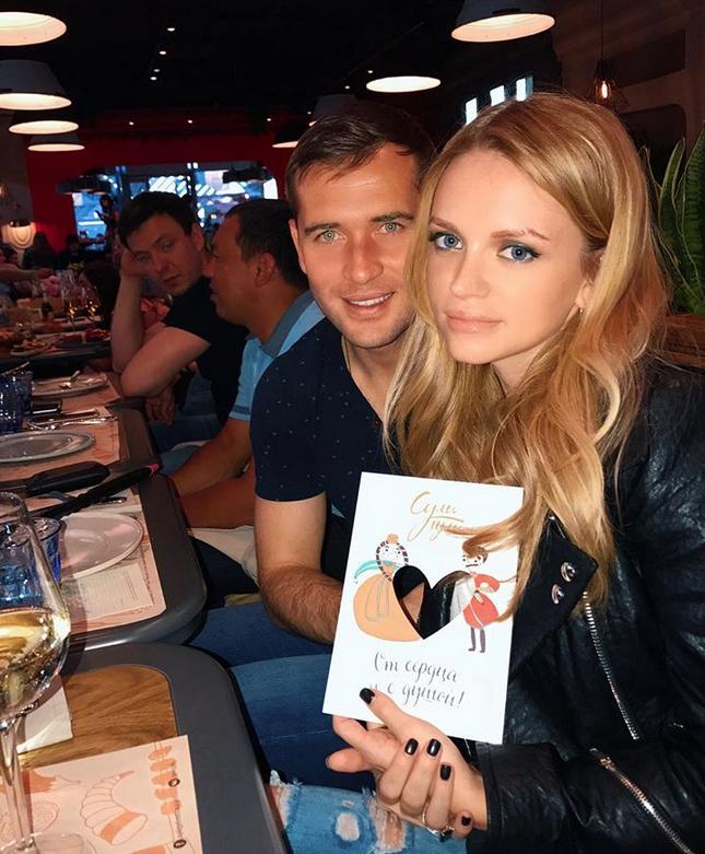 Александр и Милана Кержаковы - фотоархив. Фото все - скриншот instagram.com/a.kerzhakov11/