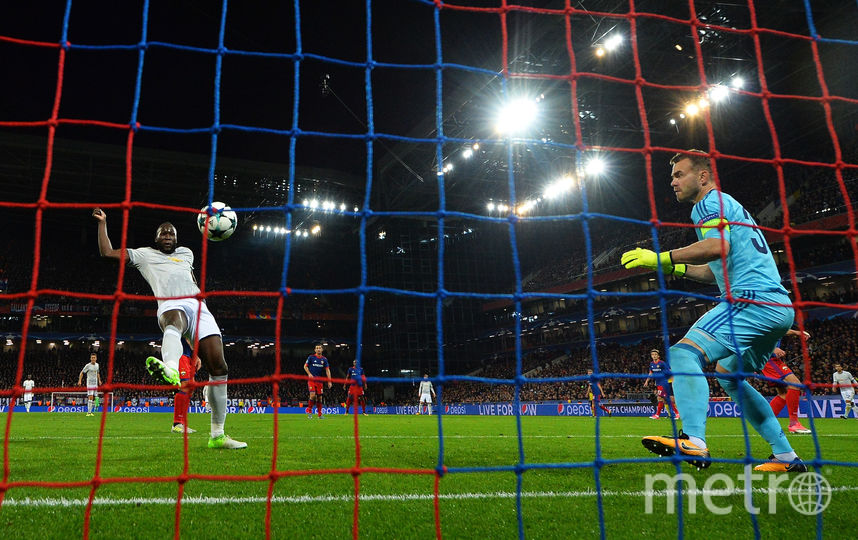 Лукаку стал главным героем матча. Фото Getty