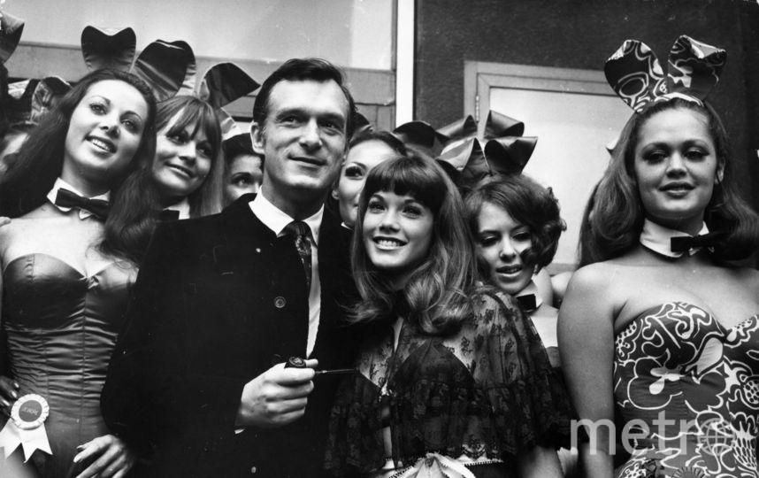Хью Хефнер. 1969 год. Фото Getty