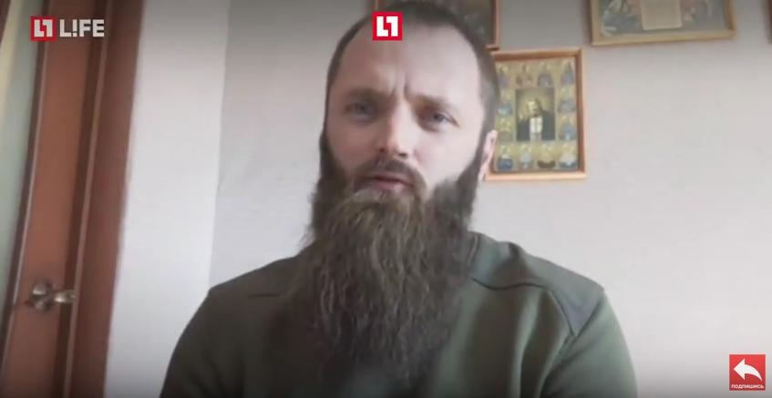 """Лидер """"Христианского государства"""" был судим за убийство. Фото Скриншот Youtube"""
