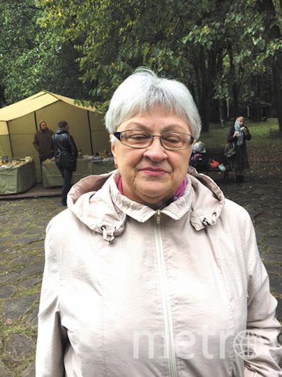 Ирина Степановна. Фото Руслана Карпова