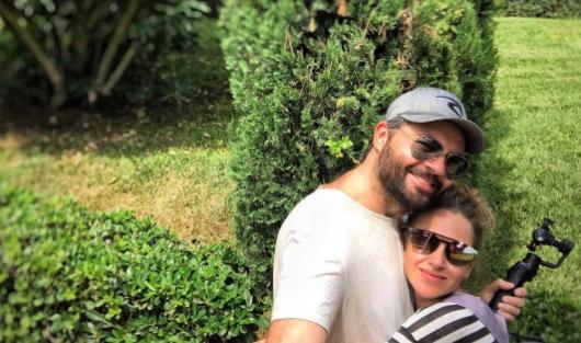 Юлия Ковальчук и Алексей Чумаков. Фото Instagram Ковальчук