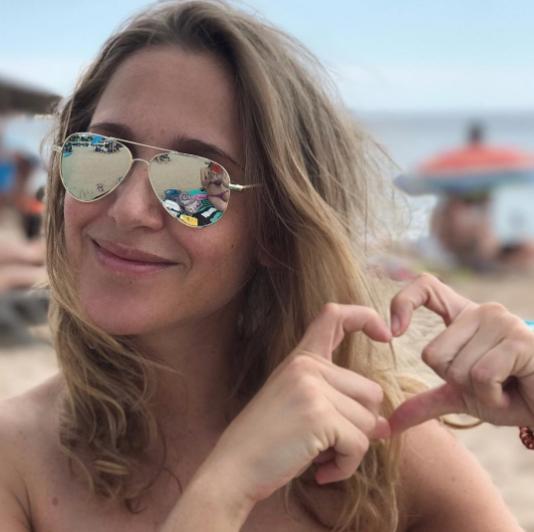 Юлия Ковальчук. Фото Instagram Ковальчук