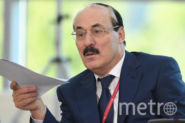 Рамазан Абдулатипов. Фото РИА Новости
