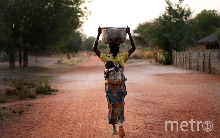 Африка. Фото Getty