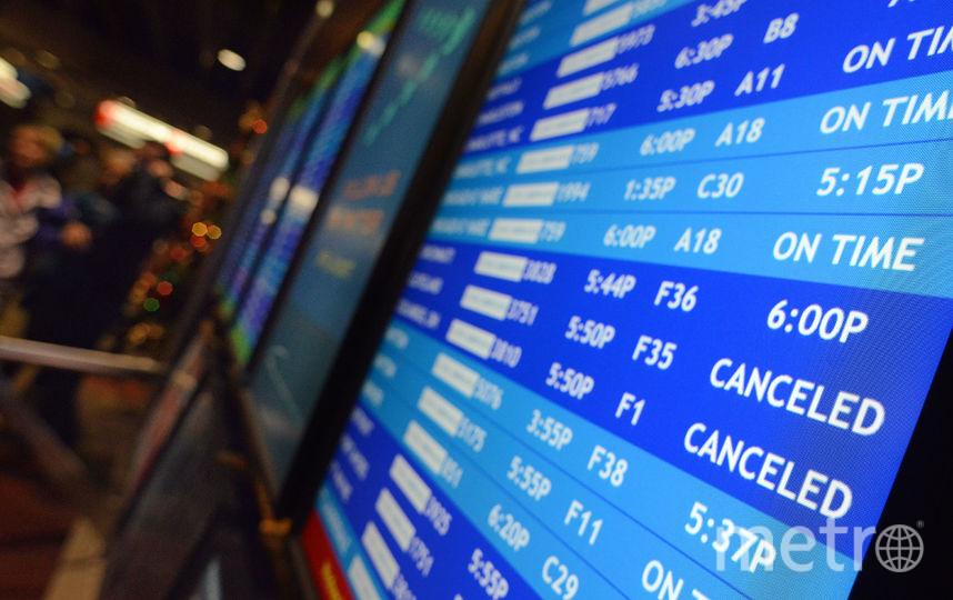 Ваэропортах мира произошел коллапс из-за сбоя всистеме регистрации