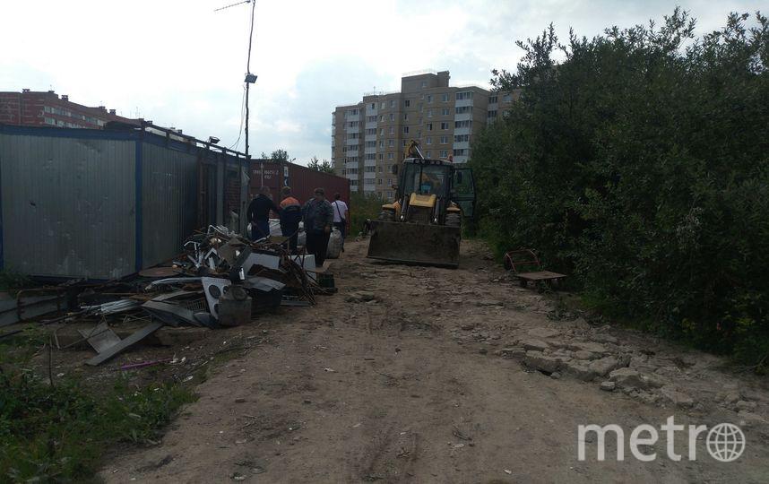 В пункте приема металлолома нашли свои личные украденные вещи даже полицейские. Фото https://vk.com/krasnoe_selo
