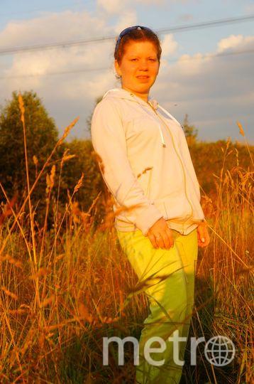 Анна Жаворонкова.