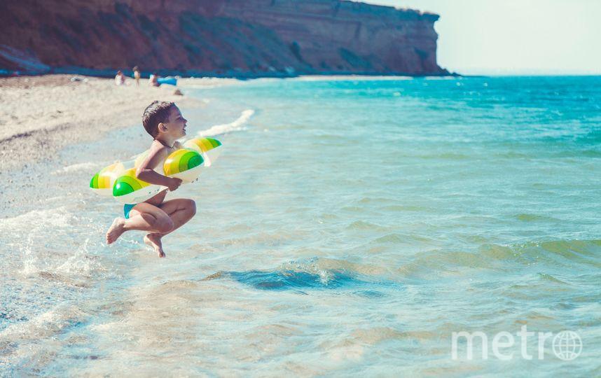 Лето мы провели на море в Крыму и хотели бы в день моря поделиться лучиками солнца и каплями соленой воды. Фото  Екатерина Черная