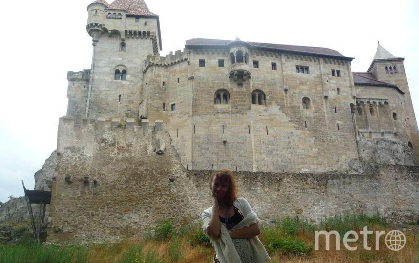 Замок Лихтенштейн в Австрии. Фото  Светлана Здор