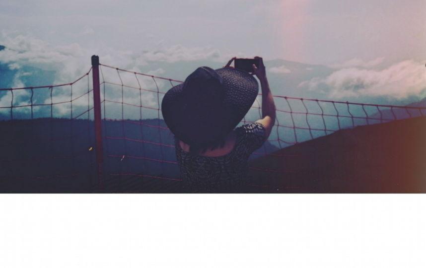 Я всю жизнь хотела увидеть горы .Этим летом в Красной Поляне осуществилась моя мечта. Фото Погодина Мария Юрьевна