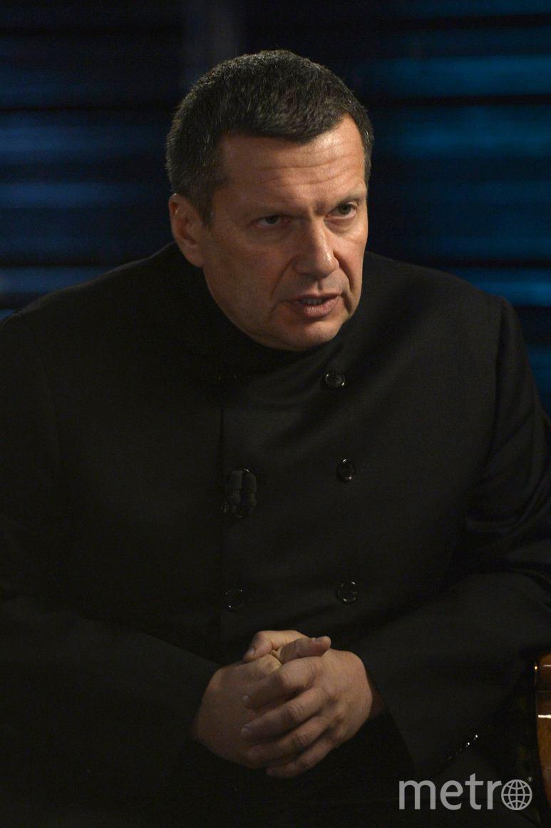 Владимир Соловьёв. Фото Wikipedia/kremlin.ru