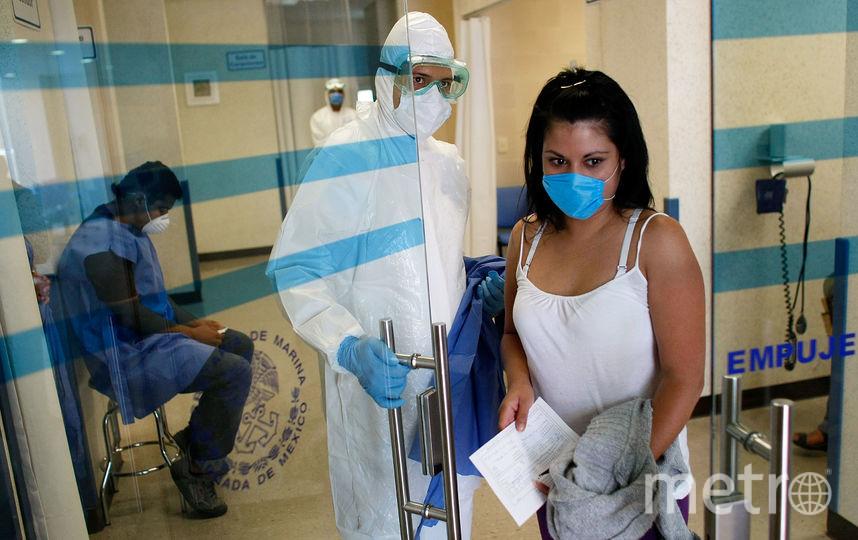 Вспышка чумы. Фото Getty
