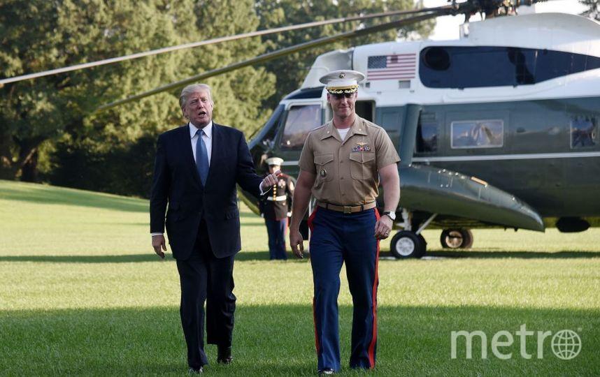 Дональд Трамп - фотоархив. Фото Getty