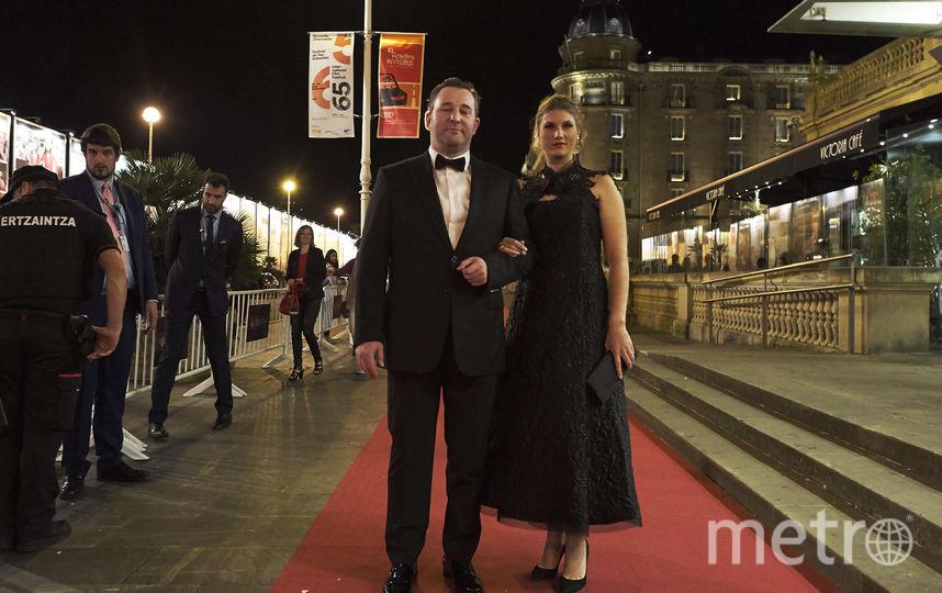 Алексей Розин и Марьяна Спивак. Фото Getty