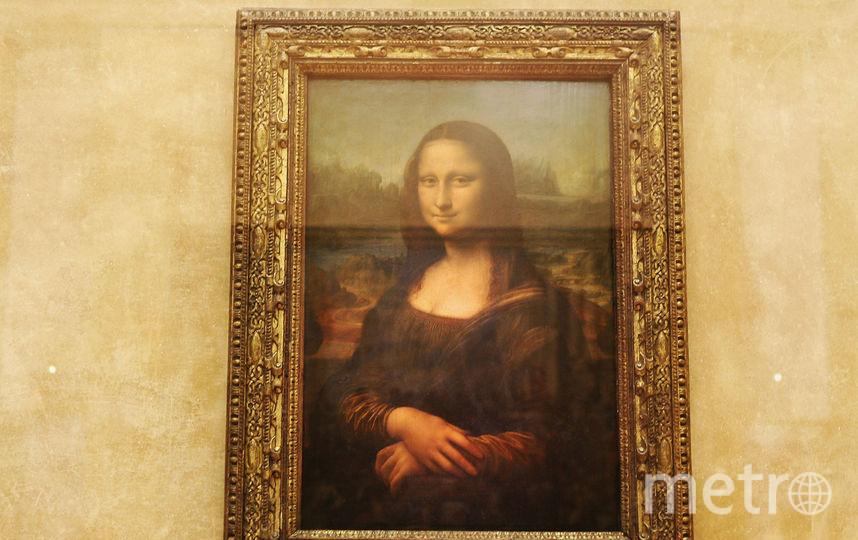 Французы отыскали вмузее эскиз обнаженной Моны Лизы