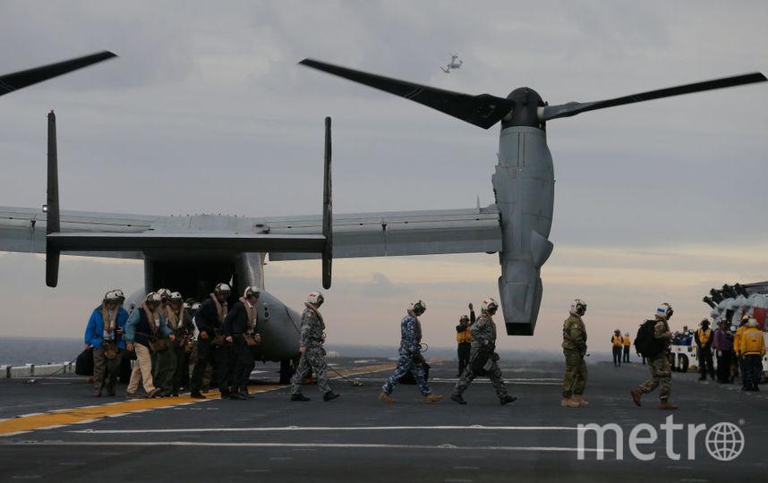 Самолёт Osprey. Фото Getty