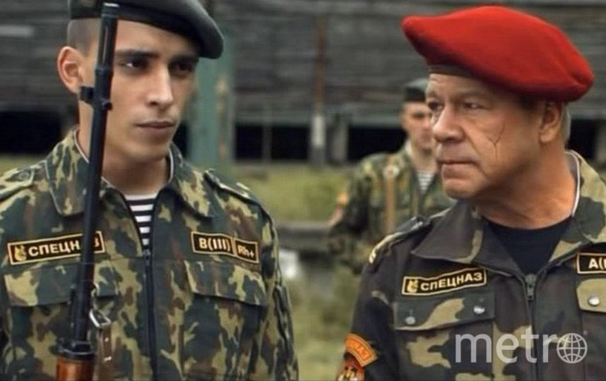 """Краповый берет"". Фото kinopoisk.ru"