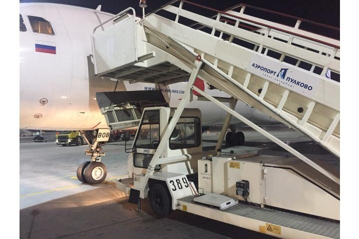 После происшествия в аэропорту Пулково возбуждено еще два уголовных дела. Фото http://sztproc.ru
