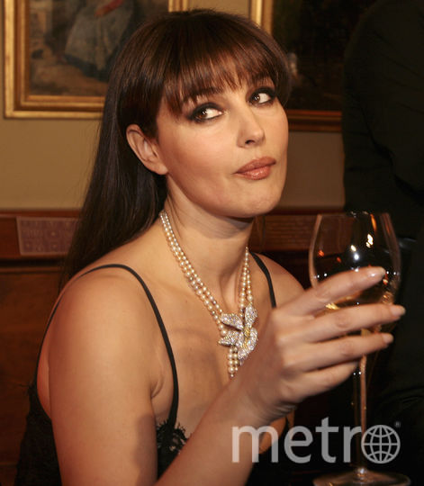 Монике Беллуччи 53: Фото в молодости и сейчас. Фото Getty