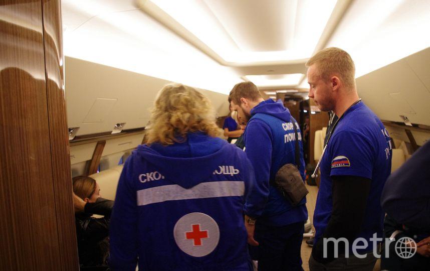В Петербург прибыл спецборт с малышом, которому срочно нужна помощь.