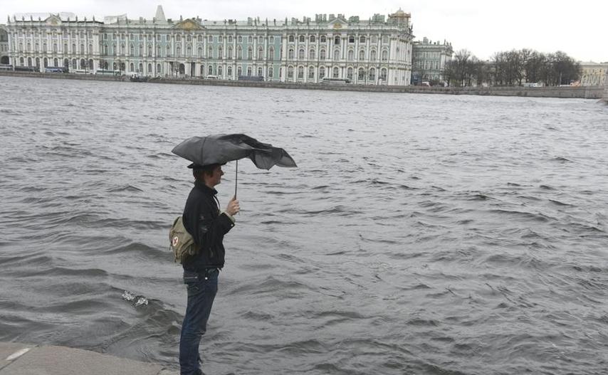 Специалисты МЧС рассказали о погоде в Петербурге. Фото Interpress