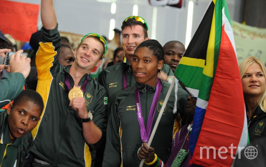ЮАР не принимала участие в Олимпиадах более 30 лет. Фото Getty