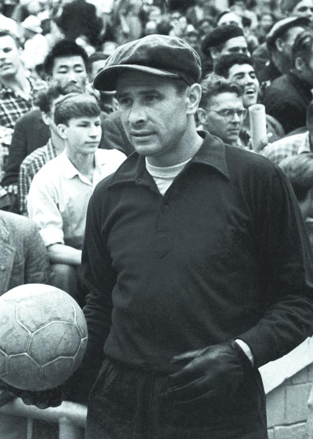 Советская сборная по футболу дважды была в центре политических скандалов. Фото ТАСС