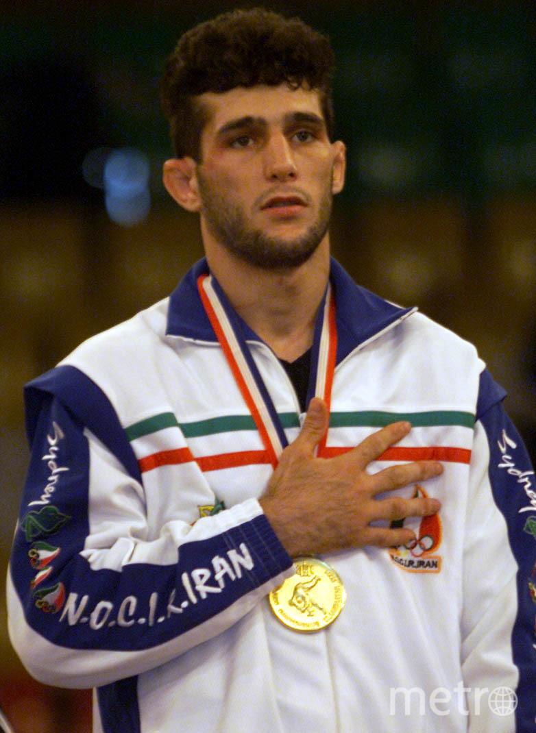 Иранский дзюдоист Араш Миресмаэли заработал на отказе от боя с израильским спортсменом. Фото Getty