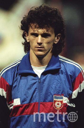 Югославы не попали на Евро-1992, хотя отобрались на него. Фото Getty