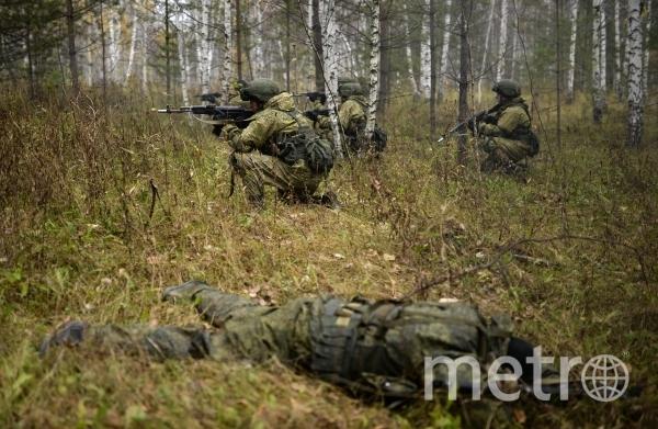 Армия России. Фото Василий Кузьмичёнок, РИА Новости