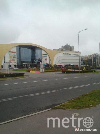 Фото с места эвакуации. Фото megapolisonline.ru