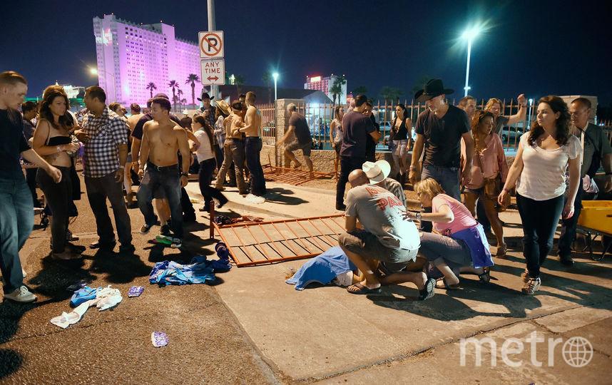 Кадры с места событий. Фото AFP