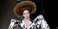 В российском посольстве прошёл модный показ