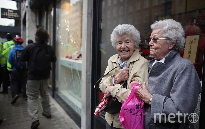 Как не превратиться в бабку или деда после выхода на пенсию. Фото Getty