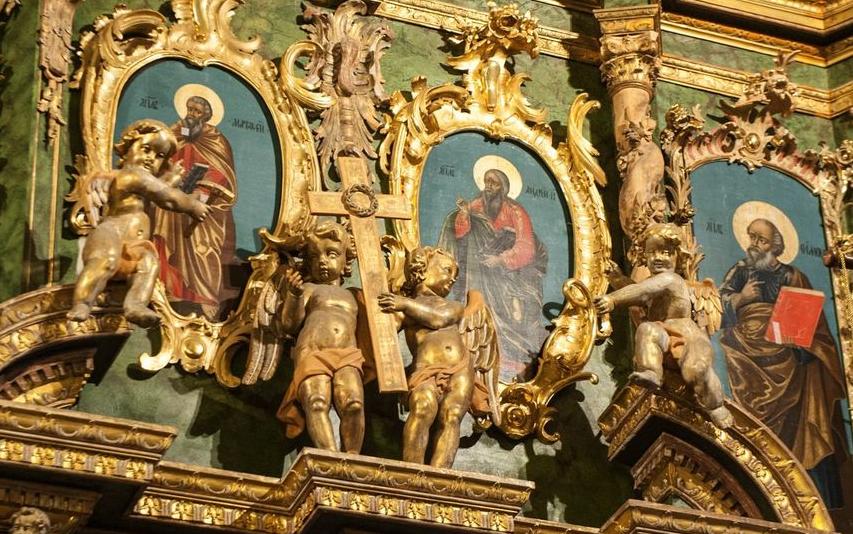 """При передаче Сампсониевского собора РПЦ выявлены нарушения. Фото """"Metro"""""""