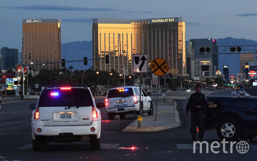 Лас-Вегас. Фото AFP