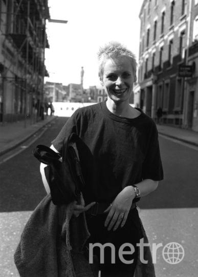 Фото Вивьен Вествуд в молодости. Фото Getty