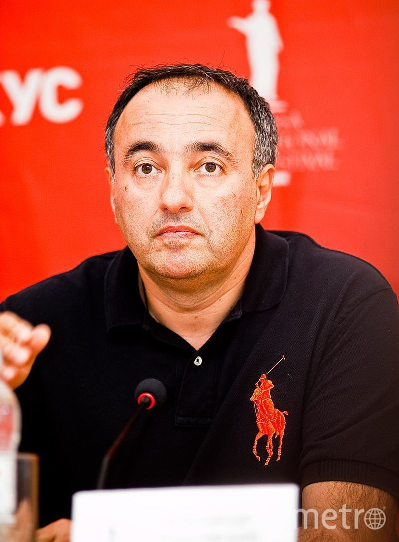 Александр Роднянский. Фото Wikipedia/http://oiff.com.ua/en/index.htm